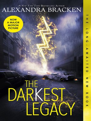cover image of The Darkest Legacy (The Darkest Minds, #4)